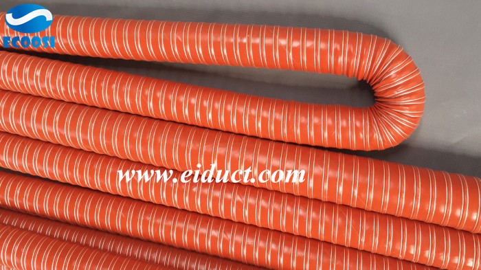 Double Layer Silicone Air Duct Hose